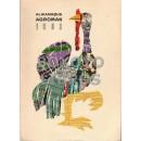 Almanaque Agromán para 1963