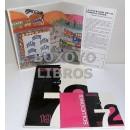 Almanaque Agromán para 1972. Incluye Soluciones a los juegos y pasatiempos del Almanaque Agromán 1972 y folleto del concurso infantil