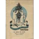 Artículos para árboles de Navidad. El arca de Noé, C/ Pez, 2, de Madrid
