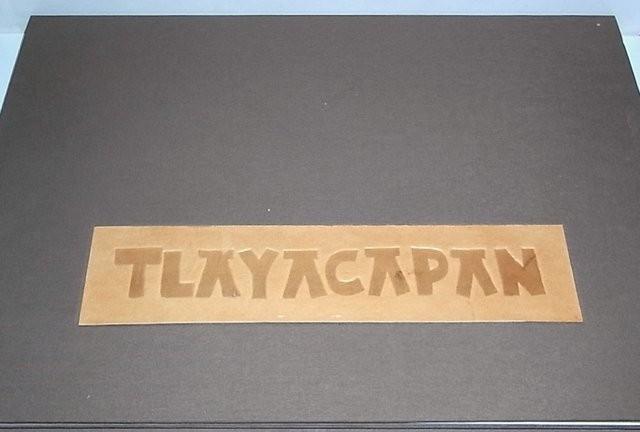 Tlayacapan (Ruinas de Utopía)