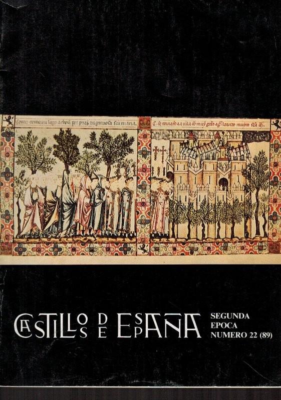 Castillos de España. Segunda época. Número 22 (89)