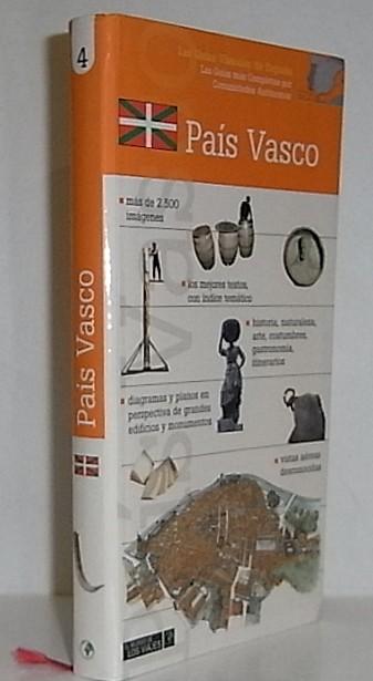 Las guías visuales de España nº 4. País Vasco
