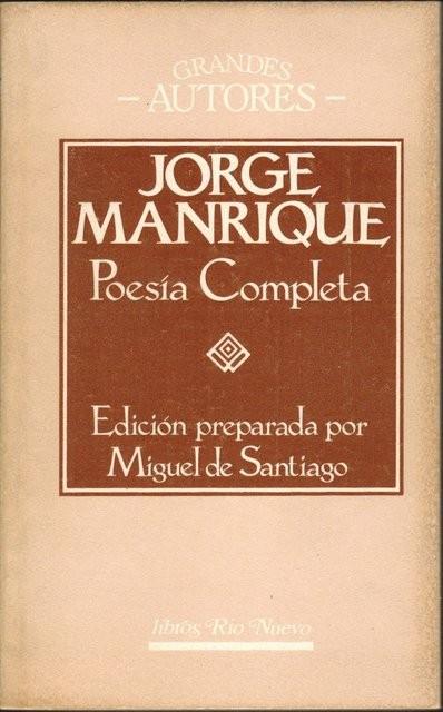 Poesía completa. Edición preparada por Miguel de Santiago