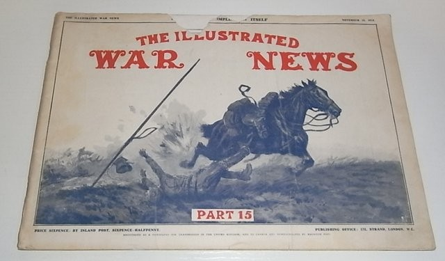 The Illustrated War News. Part 15. November 18, 1914