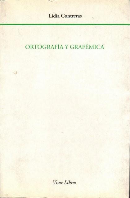 Ortografía y grafémica