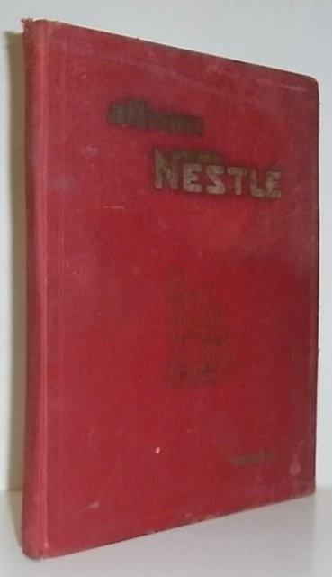 """Álbum Nestlé"""" (Edición de lujo). Tomo I, para 50 series de cromos"""""""