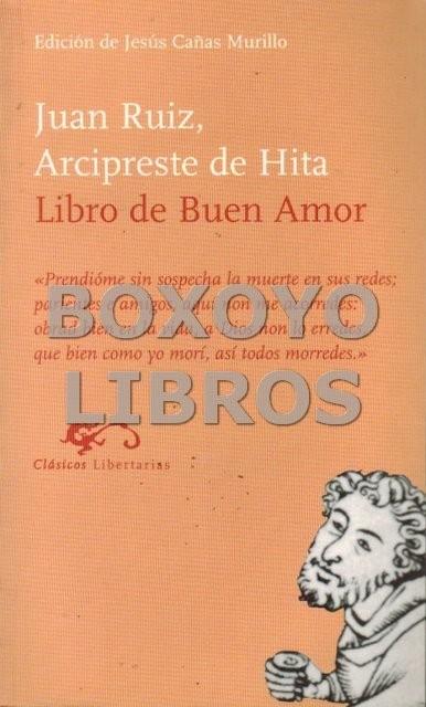 Libro de Buen Amor. Edición de Jesús Cañas Murillo