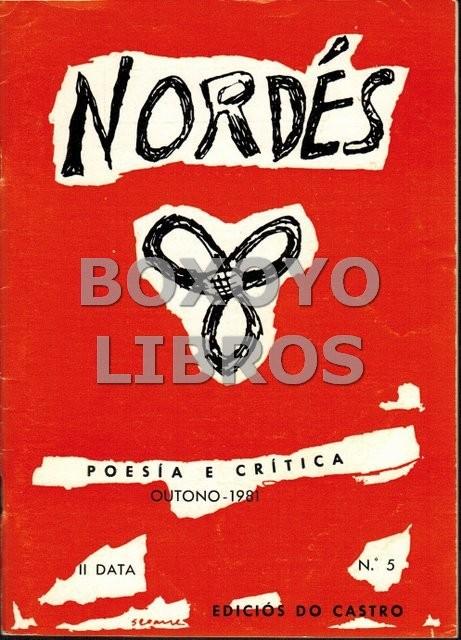Nordés. Poesía e crítica. Outono 1981. nº 5. II data