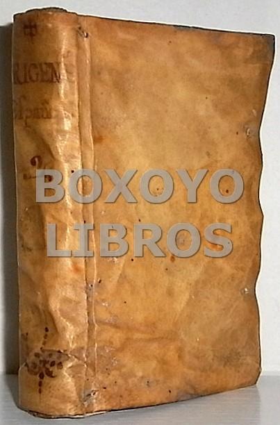 Orígenes de la Lengua Española, Compuestos por varios autores, recogidos por D. Gregorio Mayáns y Siscár. Tomo II