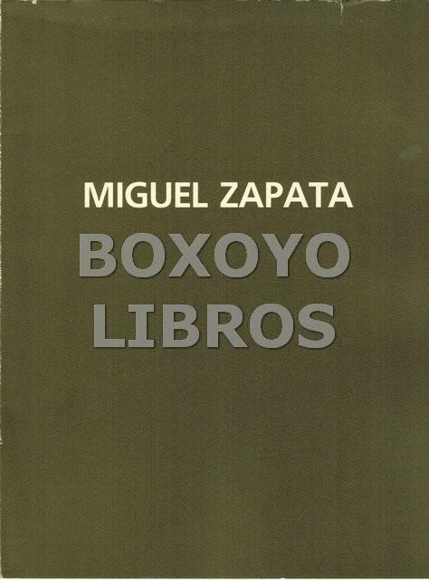 Miguel Zapata. Introducción de Gonzalo Torrente Ballester