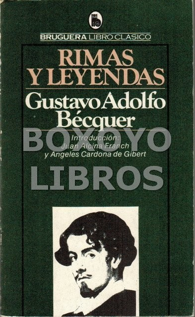 Rimas y leyendas. Edición de Ángeles Cardona de Gibert y Juan Alcina Franch