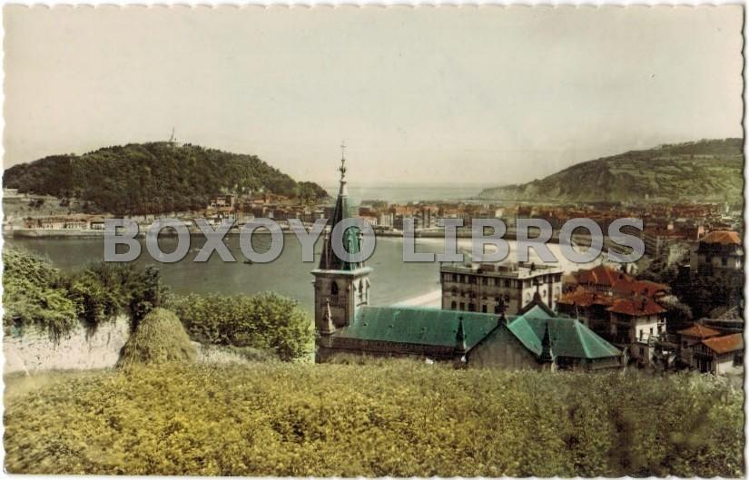 35. San Sebastián. Vista parcial. Part Sight. Vue Partielle