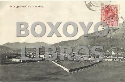 Vista general de Azpeitia