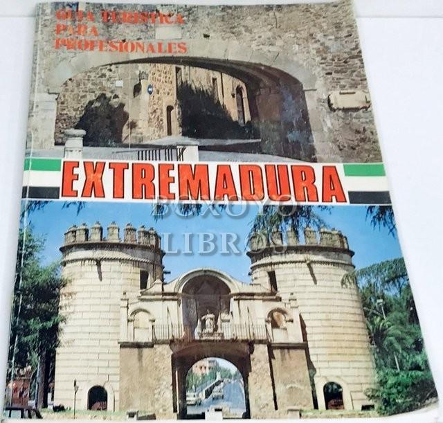 Guía turística para profesionales. Extremadura