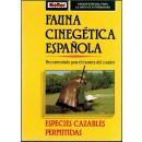 Fauna cinegética española (especies cazables permitidas). Recomendado para el examen de cazador