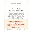 El sudor de las piedras (Premio Nacional de poesía Puente Cultural)/ Trueque-trueque
