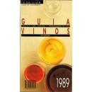 Guía práctica para amantes y profesionales de los vinos de España 1989