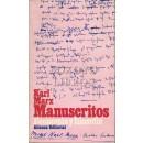 Manuscritos. Economia y filosofía. Traducción, introducción y notas de Francisco Rubio Llorente