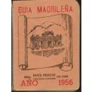 Guía madrileña. Año 1956