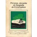 Primeras Jornadas de Geografía de Extremadura