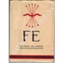 FE. Doctrina del Estado Nacionalsindicalista. Núm. 1 (Segunda época). Diciembre, 1937
