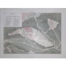Enciclopedia Ilustrada Seguí. Plano y vistas de la Alhambra de Granada
