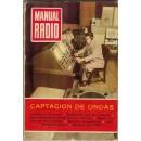Manual de radio. Número 20. Junio de 1954. Captación de ondas