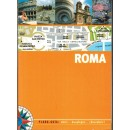 Roma. Plano-guía: abrir...desplegar...¡descubrir!