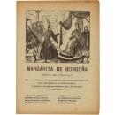 Margarita de Borgoña Reina de Francia. Romance histórico de los sangrientos asesinatos perpetrados por dicha Margarita en la Torre de Nesle, y ejemplar castigo que sufrieron ella y su cómplice