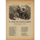 Don Juan de Serrallonga (Historia escrita en trovos)