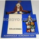 Almanaque Agroman 1974. Incluye Soluciones 1974 a los juegos y pasatiempos del Almanaque Agroman