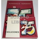 Almanaque Agromán para 1975. Incluye Soluciones 1971 a los juegos y pasatiempos del Almanaque Agroman