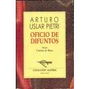 Oficio de difuntos. Edición Carmen de Mora