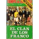 Tiempo de Historia. Año VI. Núm 70. Septiembre 1980. El clan de los Franco