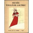 Musée Toulouse - Lautrec. Palais de la Berbie. Albi. Catalogue