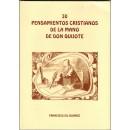 30 pensamientos cristianos de la mano de Don Quijote