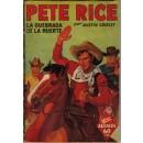 Pete Race. La quebrada de la muerte