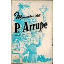 Memorias del P. Arrupe. Misionero en el Japón