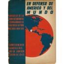 En defensa de América y del mundo