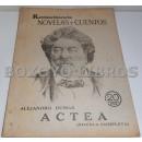 Actea (Novela completa). Año I, núm. 3. 29 de enero de 1929