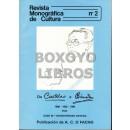 Revista Monográfica de Cultura nº 2. De Castelo a Bóveda 1886- 1936- 1986