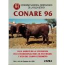 CONARE 96. Concurso Nacional Morfológico de la Raza Retinta: 1-6 de Octubre de 1996