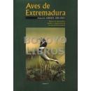 Aves de Extremadura. anuario Adenex 2001-2003. Revista de observación, estudio y conservación de las avres en Extremadura