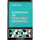 Elementos de semántica lingüística