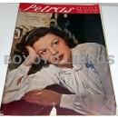 Letras. Revista del hogar. Año IX. Número 93. Abril 1945