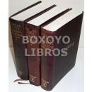 Obras escogidas. Tomos I y III (Teatro). Tomo II (Poesía y prosa). Estudio preliminar y notas de Federico Sainz de Robles