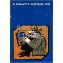 Almanaque Agromán 1976