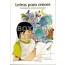 Letras para crecer. Antología de autores extremeños