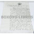 Certificado del Gobierno Civil de Santander sobre la constitución de la Sociedad Minera 'La Providencia del País' en 1859