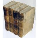 Obras del Venerable P. Maestro.../ de la Orden de Santo Domingo. Tomo V, partes I, II y III,  y tomo VI, parte I, que contienen  la primera, segunda, tercera y cuarta parte de la Introducción del símbolo de la fe